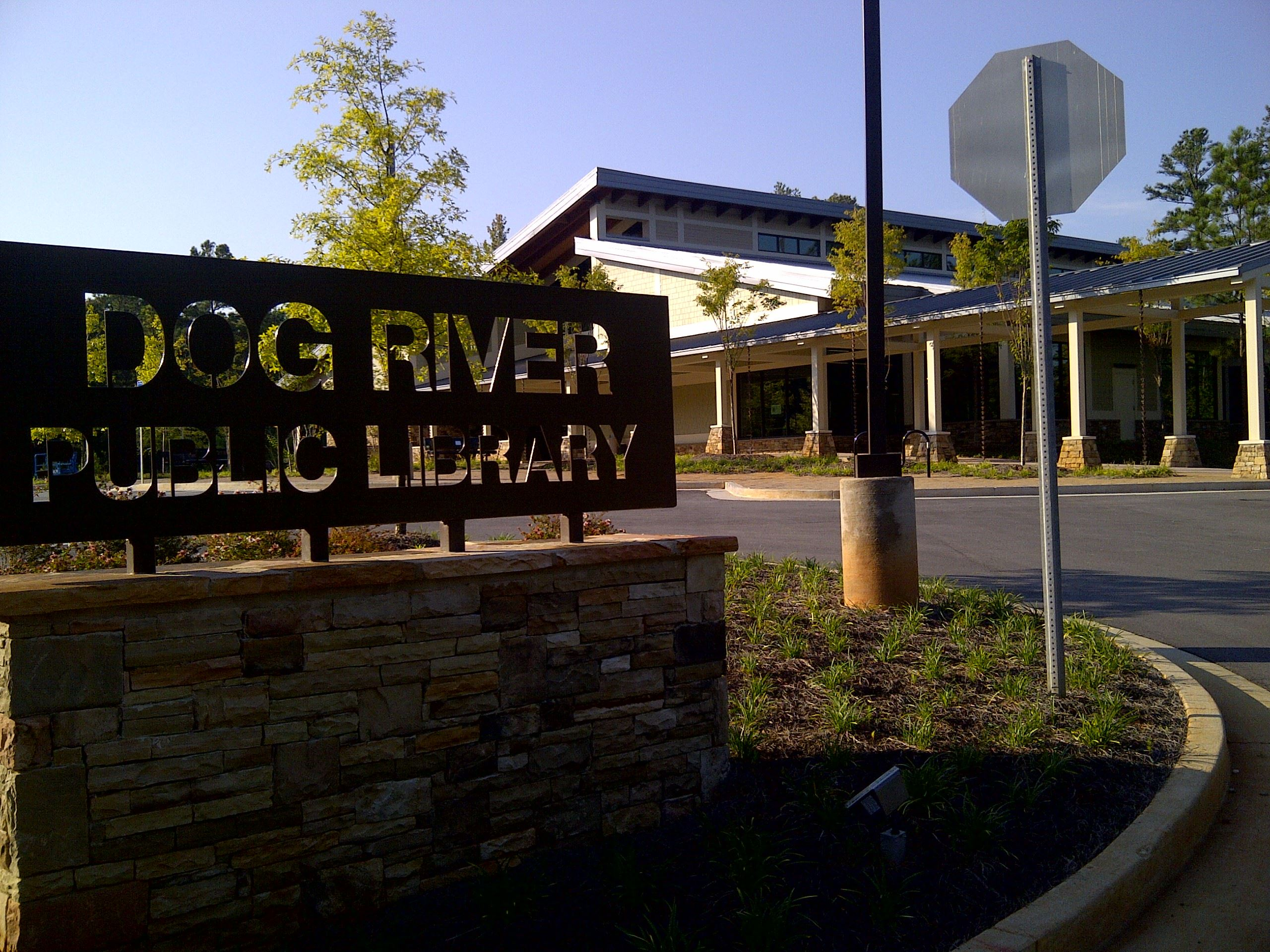 Dog River Public Library